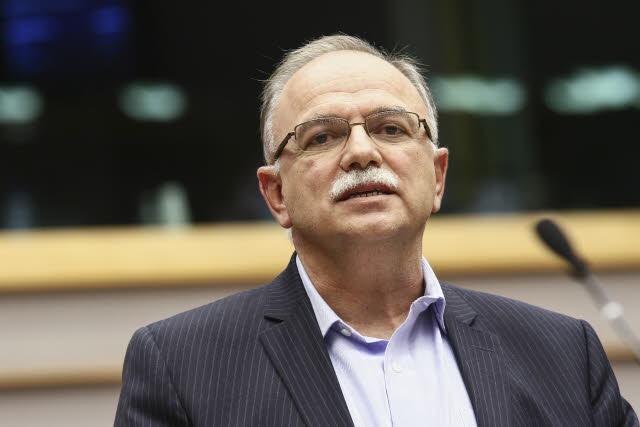 Ξανά υποψήφιος ο Δημήτρης Παπαδημούλης για το Προεδρείο του ΕΚ
