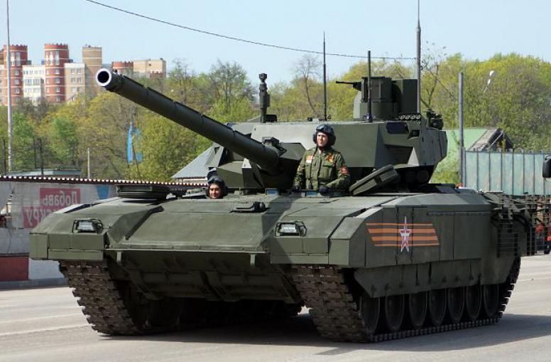 Σε άνοδο η στρατικοποίηση της Ευρώπης λόγω Ρωσίας