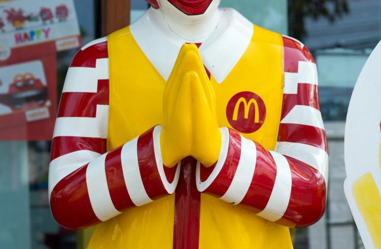 Από το Λουξεμβούργο στη Βρετανία η φορολογική έδρα των McDonald's