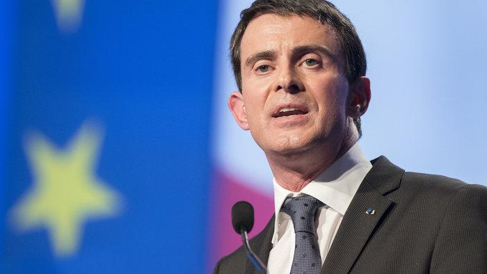 Επίσημα υποψήφιος για τη Γαλλική Προεδρία ο Μανουέλ Βαλς