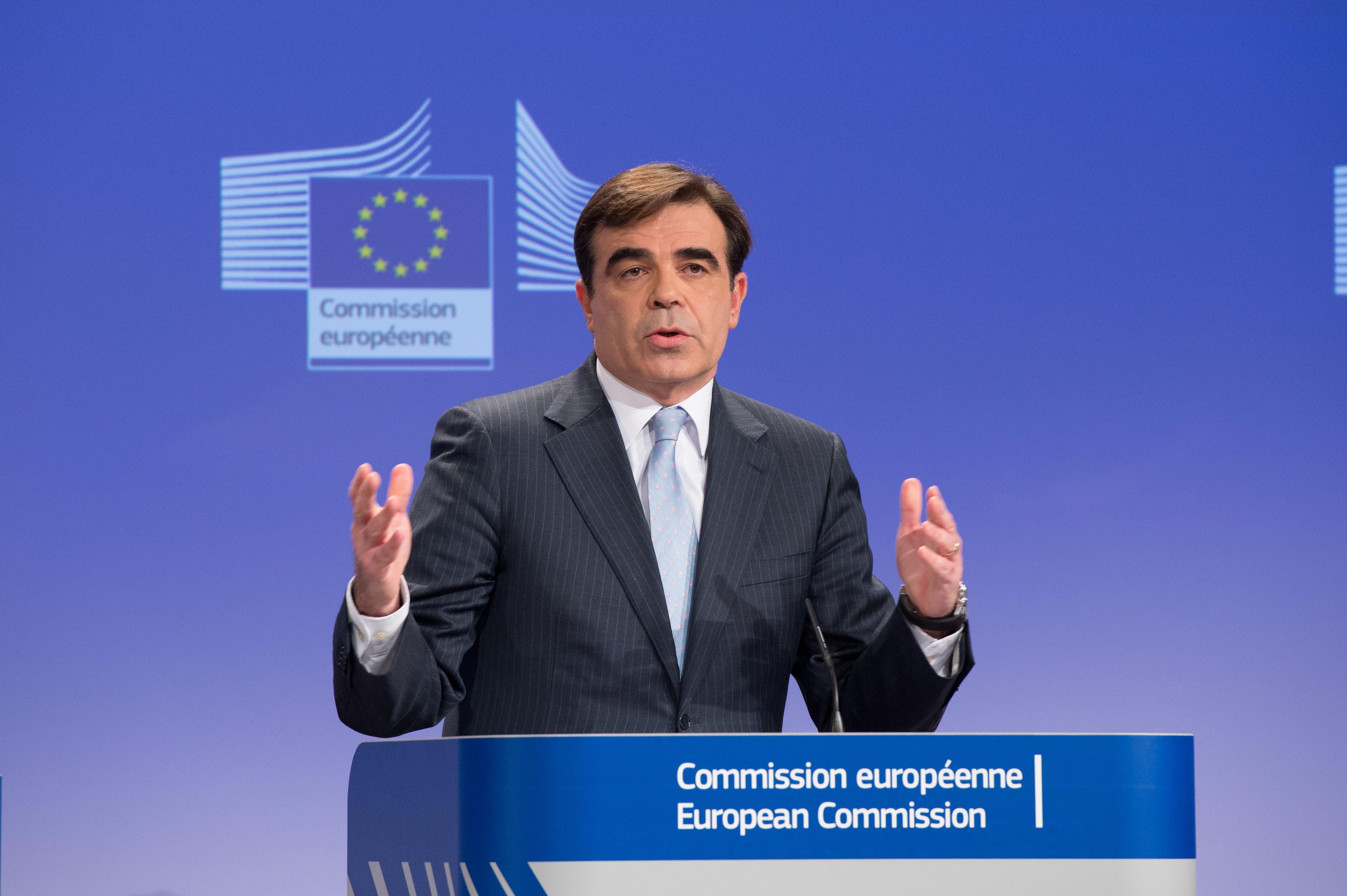 Δε σχολιάζει το ενδεχόμενο ανάληψης της πρωθυπουργίας από την Μογκερίνι η Επιτροπή