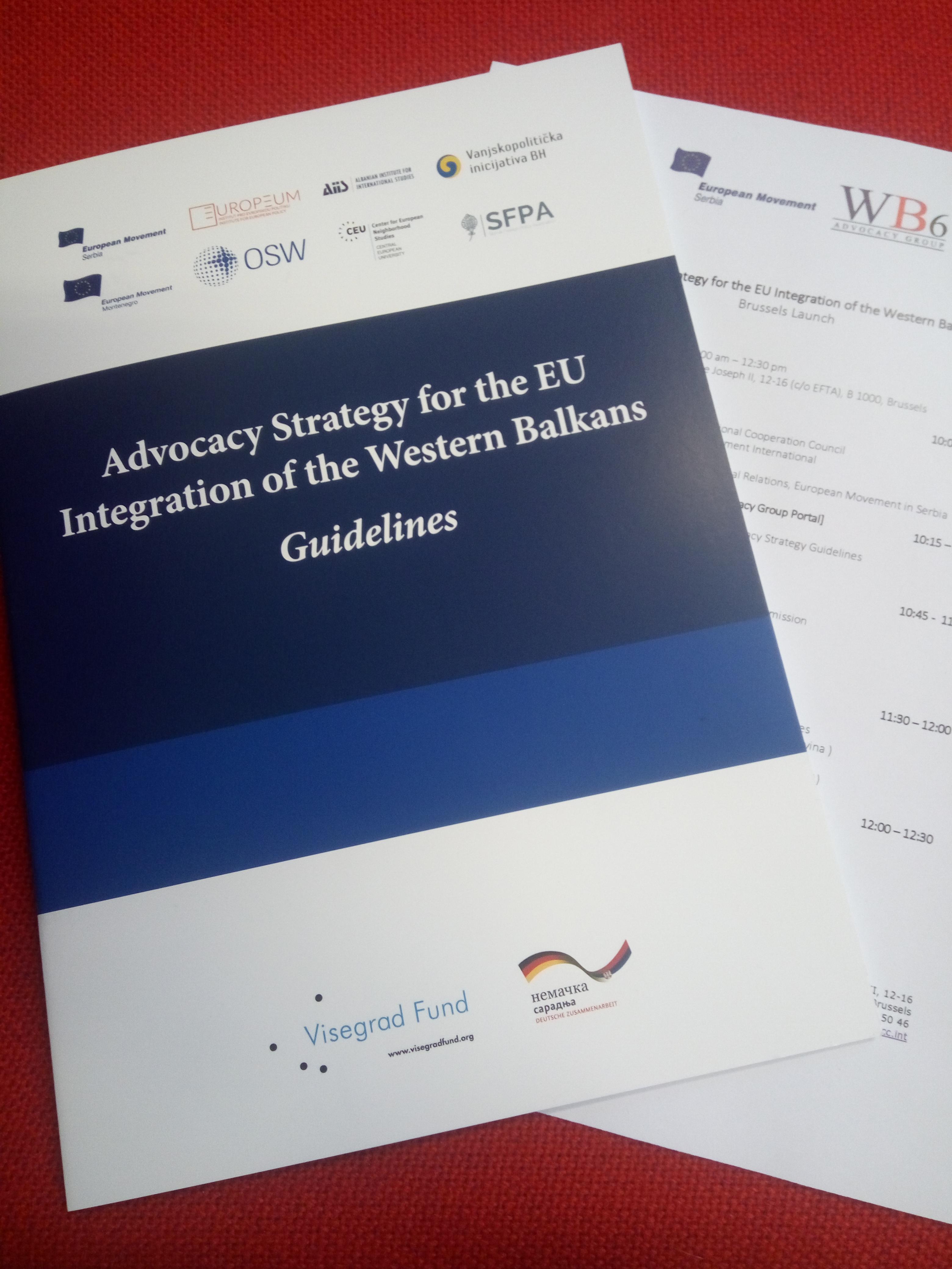 Τα Βαλκάνια με νέα στρατηγική για την ένταξη τους στην ΕΕ