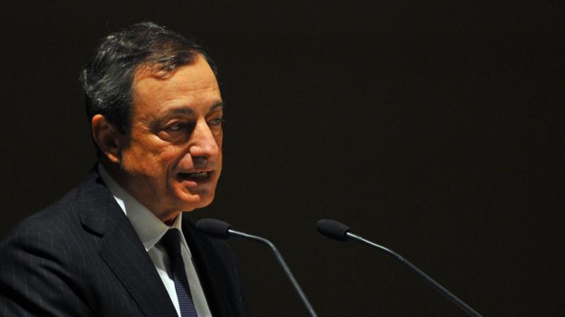 Ντράγκι: Προς όφελος της ευρωζώνης μία λύση για το ελληνικό χρέος