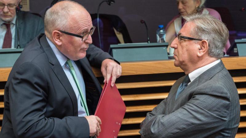 Η ΕΕ αποφασίζει ενάντια στην αποδυνάμωση των οδηγιών για το περιβάλλον