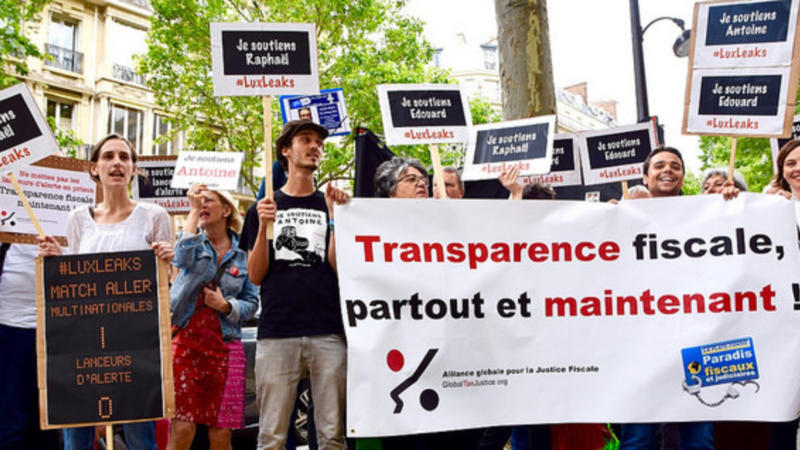 172 μυστικές φορολογικές συμφωνίες το Λουξεμβούργο μετά τα LuxLeaks