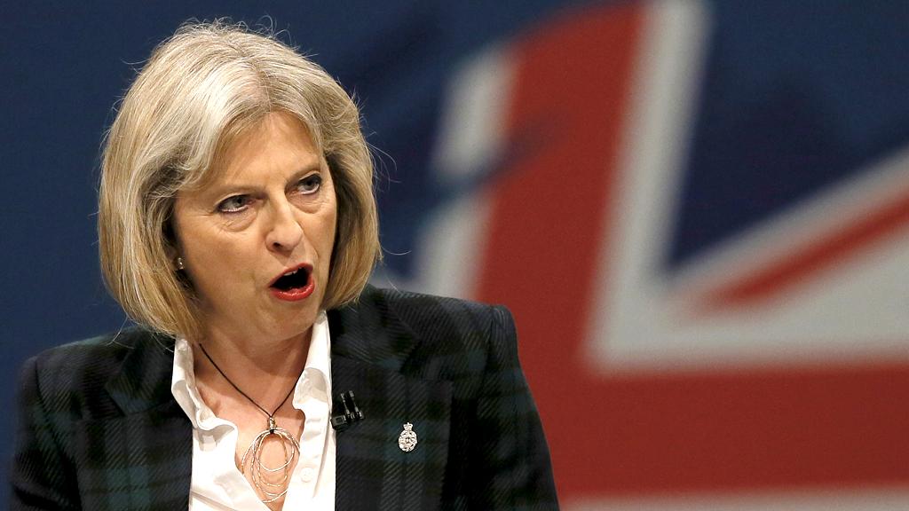 Μέι: Η Βρετανία δεν μπορεί να είναι μέλος της ενιαίας αγοράς