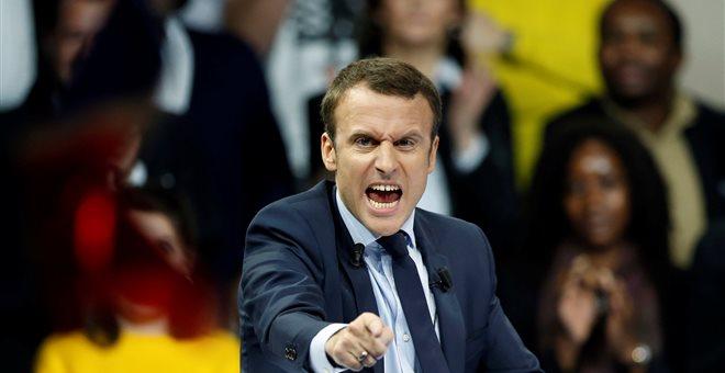 Δημοσκόπηση: Ο Μακρόν μπορεί να αποκλείσει τη Λεπέν στις γαλλικές εκλογές
