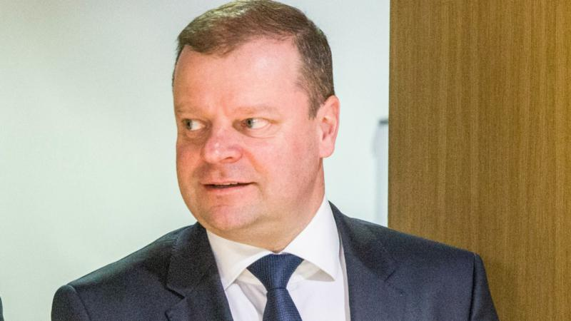 Πρωθυπουργός της Λιθουανίας: Η Ρωσία απειλή για την ασφάλεια μας